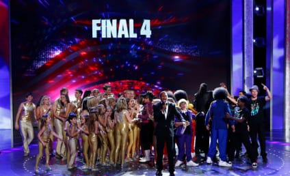 America's Got Talent Results: Final 4 Revealed!