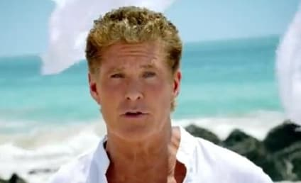 David Hasselhoff: Thirsty for Love, Iced Coffee