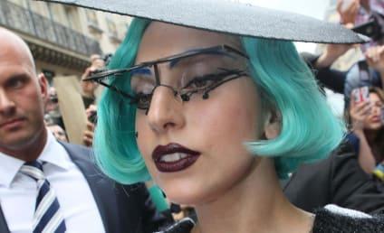 Lady Gaga: Fashionable in France