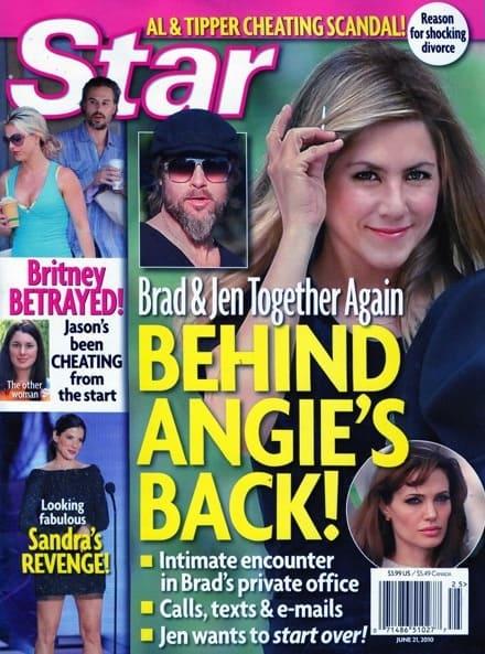 Backstabbing Jen!