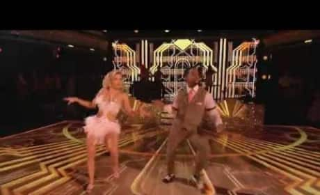 Alfonso Ribeiro & Witney Carson - Jive (Dancing With the Stars Finals)