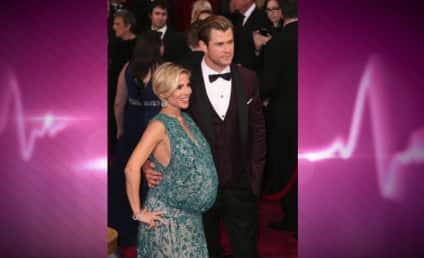 Elsa Pataky, Chris Hemsworth Reveal Names, Photos of Twin Boys
