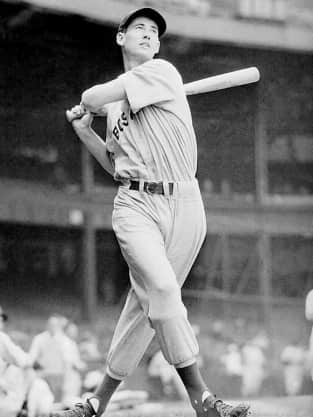 Baseball Ted Williams