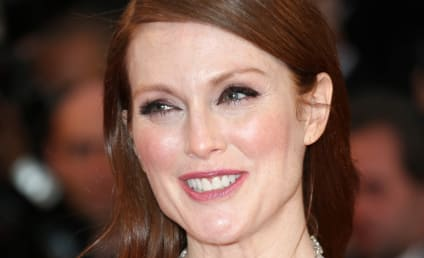 Julianne Moore Under Consideration for Hunger Games Role