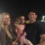 Tarek, Christina, and Taylor El Moussa