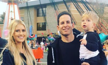 Christina and Tarek El Moussa Mark Split-erversary with Moving Instagram Posts