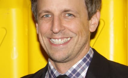 Seth Meyers Named Next Host of Late Night on NBC