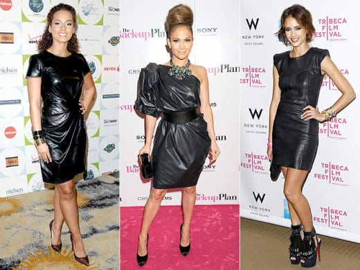 Leather Dress Watch