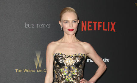 Kate Bosworth: The Weinstein Company and Netflix 2016 Golden Globes After Party