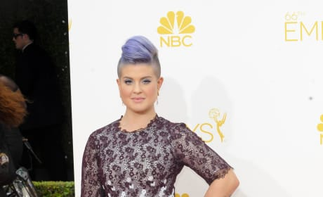 Kelly Osbourne at the Emmys