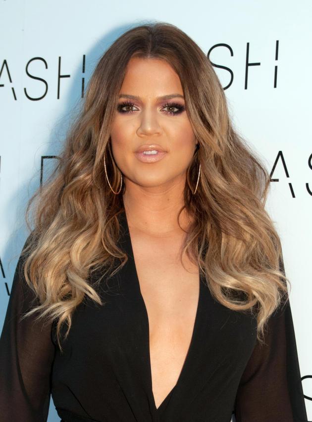 Khloe Kardashian Red Carpet Image