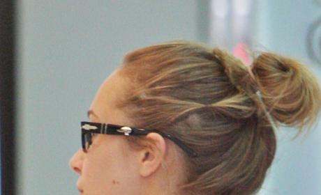 Hayden Panettiere Picture In Glasses