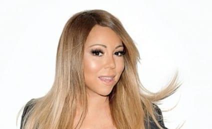 Mariah Carey Strips Down for Terry Richardson