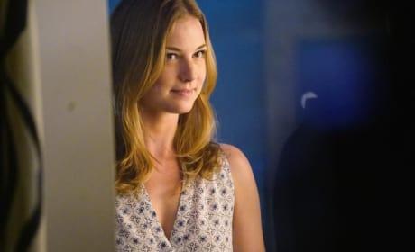Smirking Emily
