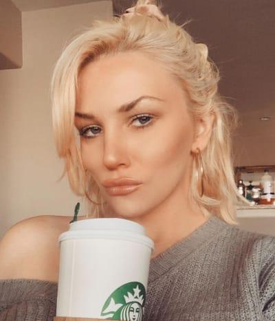 Courtney Stodden: A Selfie