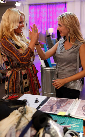 Jessica Simpson on Fashion Star