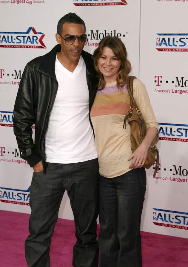 Ellen and Chris Pic