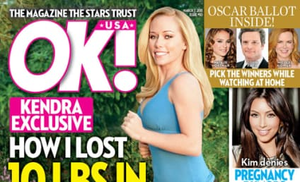 How Did Kendra Wilkinson Lose 10 Pounds?!?