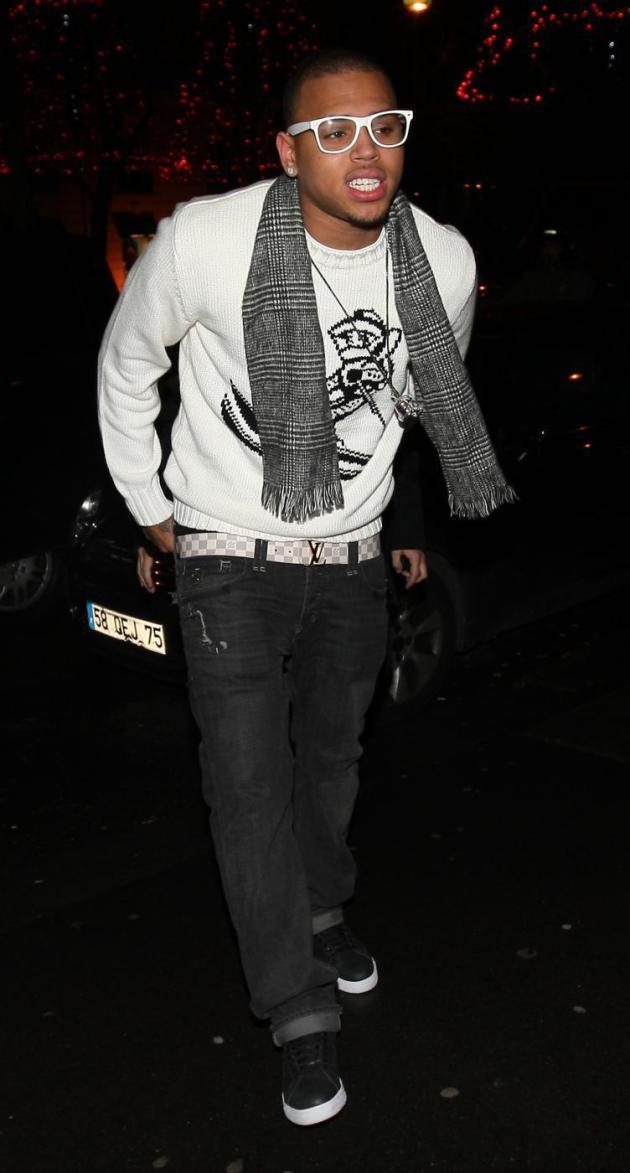 Chris Brown Creepin'