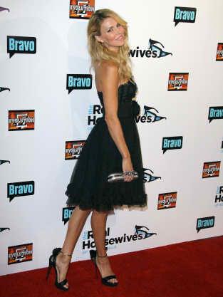 Brandi Glanville Red Carpet Pic