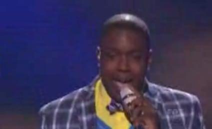Jacob Lusk Shakes His Tailfeather on Idol