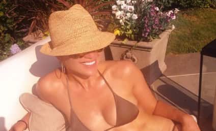 Jennifer Lopez Bikini Photo Shared By Leah Remini: Can You Be Normal Once?!