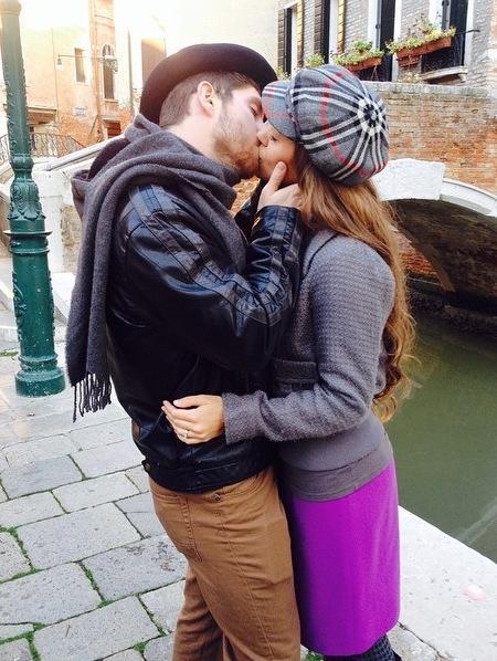 Jessa and Ben Seewald Honeymoon Photo
