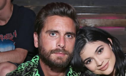 Kylie Jenner Parties With Scott Disick Following Tyga Breakup!