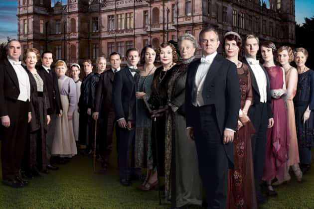 Downton Abbey Cast Picture