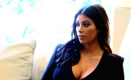 Kim Kardashian to Kris Jenner: You Suck as a Mother!