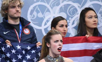 Ashley Wagner: The New McKayla Maroney?