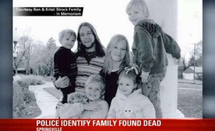 Benjamin Stack, Utah Family of Five Found Dead in Home; Mystery Deaths Unsolved