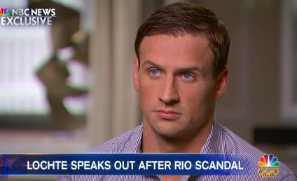 "Ryan Lochte Tries Again, Takes ""Full Responsibilty"""