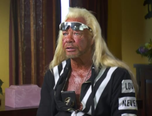Duane Chapman Spotted With New Mystery Woman Who Is She