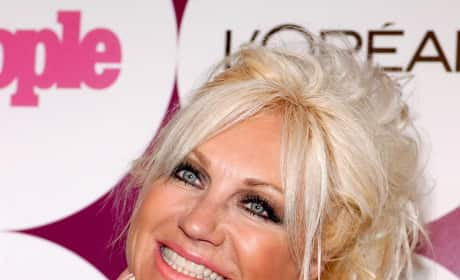 Linda Hogan on the Red Carpet