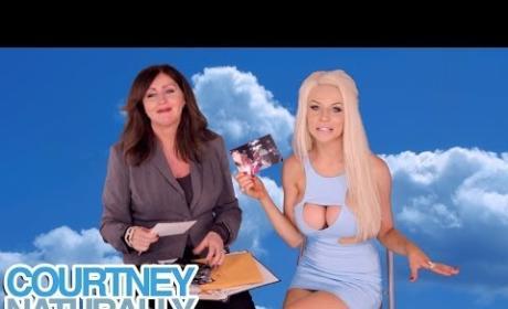 Courtney Stodden, Mom on Courtney Naturally