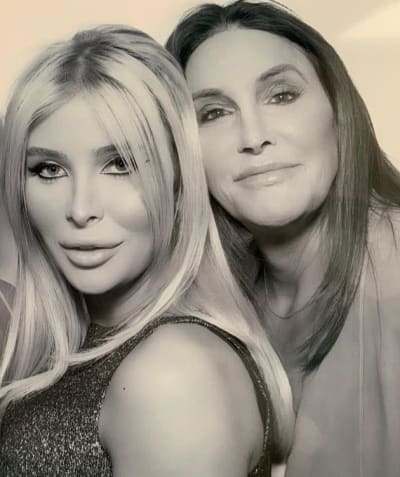 Sophia Hutchins Celebrates Birthday with Caitlyn Jenner