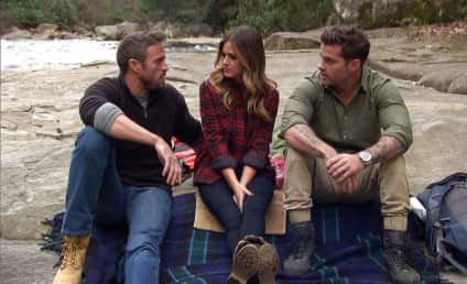 JoJo Fletcher on Chad's Exit from The Bachelorette: Violence Is Not the Answer!