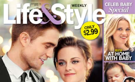 Robert Pattinson and Kristen Stewart Tabloid Claim