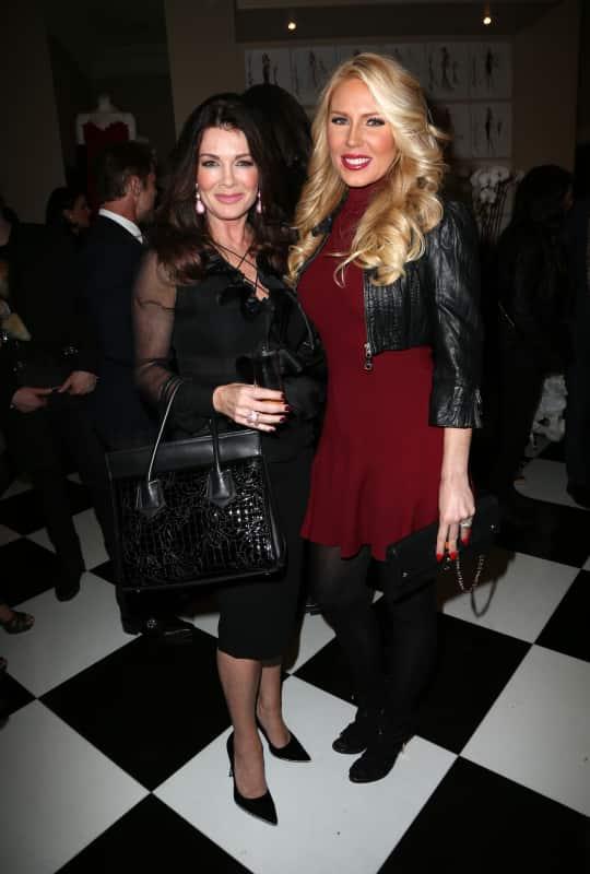 Lisa Vanderpump & Gretchen Rossi: Mark Zunino Atelier Opening