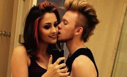 Paris Jackson and Chester Castellaw: Kissing on Instagram!