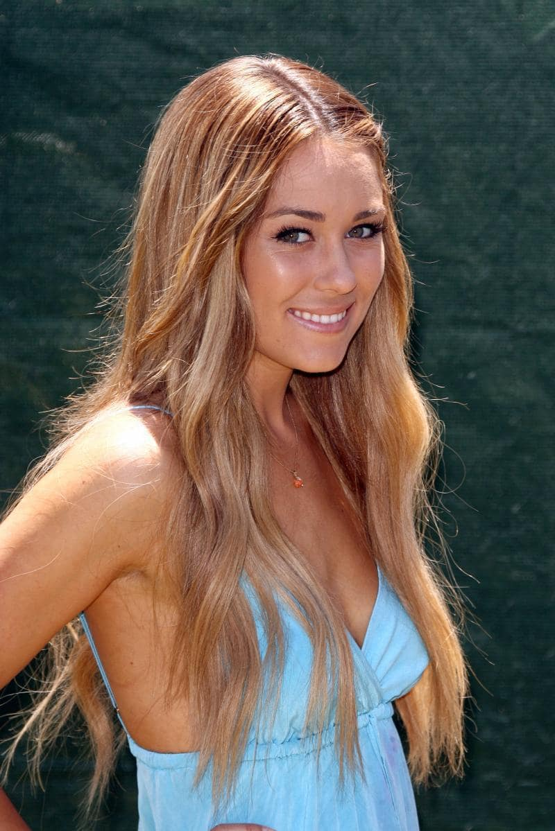 Lauren Conrad Dishes On Bffs Hair Extensions The Hollywood Gossip