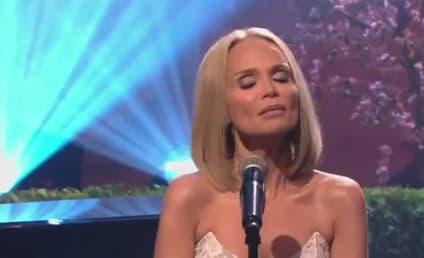 "Kristin Chenoweth Parodies ""Popular,"" Anthony Weiner Sexting Scandal"