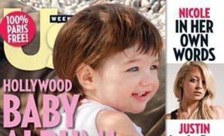 Suri Cruise: Us Weekly Cover