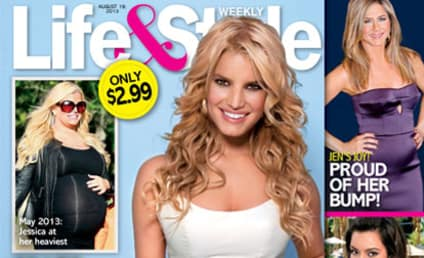 Jessica Simpson Weight Loss: SHE DID IT!!