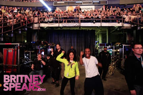 Britney Fans
