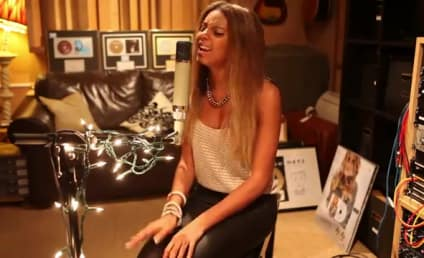 Ella-Paige Roberts Clarke Mixes Justin Bieber with Rihanna [Video]