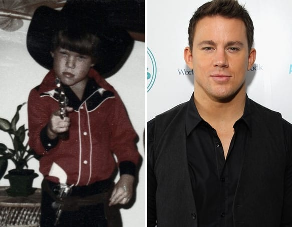 Celebrities When They Were Cute Kids - The Hollywood Gossip