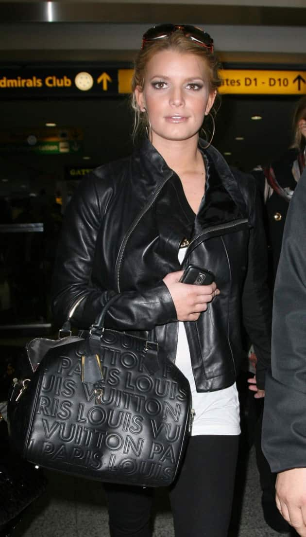 Jess at the Airport