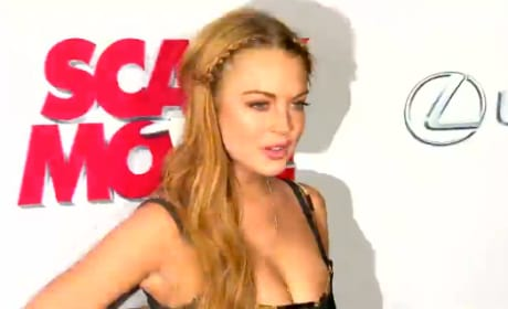 Lindsay Lohan Ordered to Attend Therapy